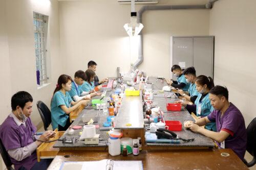 Dentures Department